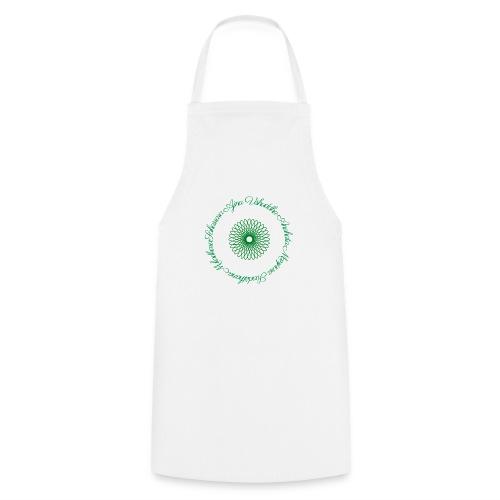 Les Chakras - Tablier de cuisine