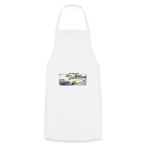 Lowrider impala 1963 vato loco west coast tshirt - Cooking Apron