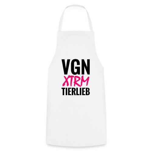 Vegan Extrem tierlieb - Kochschürze