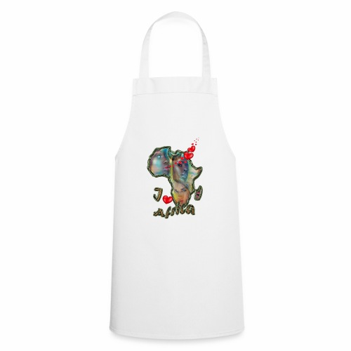 I love africa - Cooking Apron