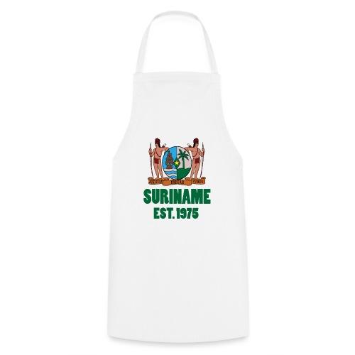 Wapen Republiek Suriname - Keukenschort