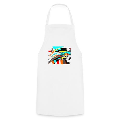 spacecity 18 W - Tablier de cuisine