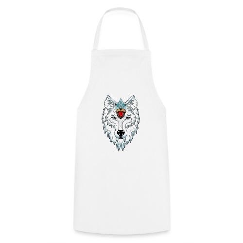 female wolf newschool - Tablier de cuisine