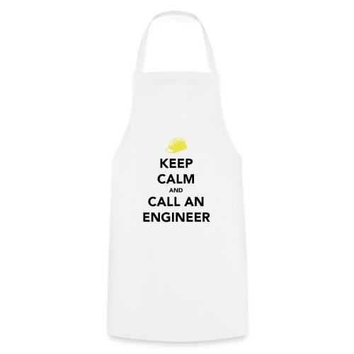 Keep Calm Engineer - Cooking Apron