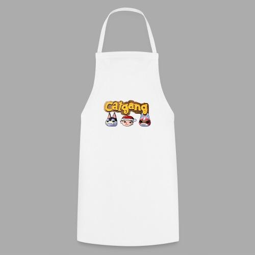 Animal Crossing CatGang - Kochschürze