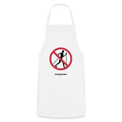 Achim Achilles - No Walker T-Shirt - Kochschürze