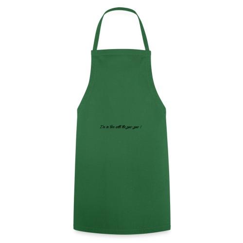 Pow-pow - Tablier de cuisine
