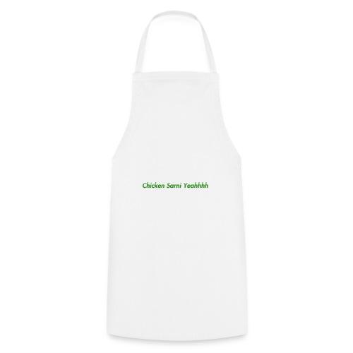 Chicken Sarni Yeah - Cooking Apron