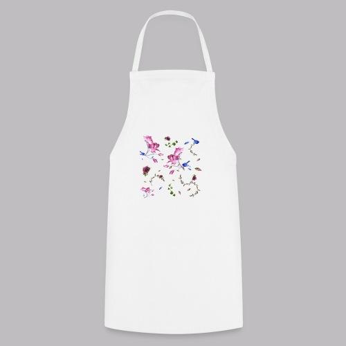 spring pattern - Grembiule da cucina