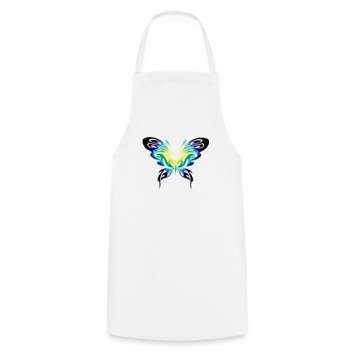 Motyl kolor - Fartuch kuchenny