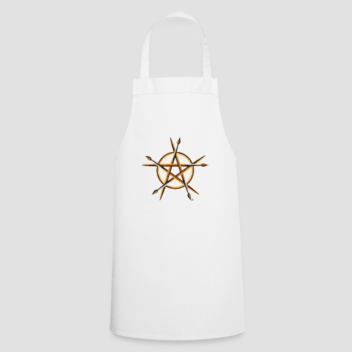 PAGAN PAINTER - Cooking Apron