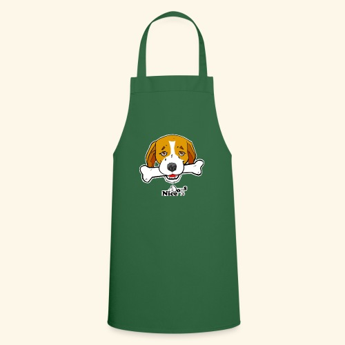 Nice Dogs Semolino - Grembiule da cucina