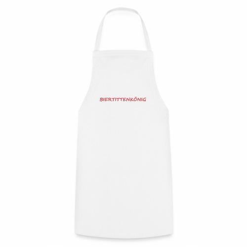 Biertittenkoenig - Kochschürze
