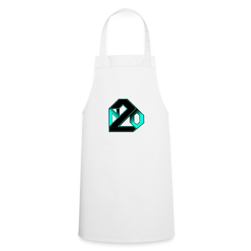 N2O turquoise - Tablier de cuisine
