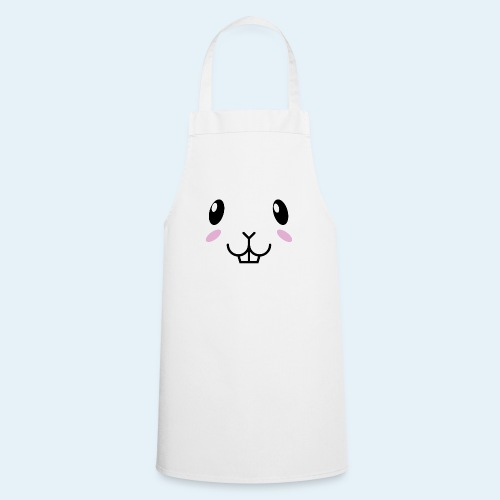 Conejo bebé (Cachorros) - Delantal de cocina