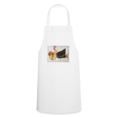 Amber in the wind - Cooking Apron