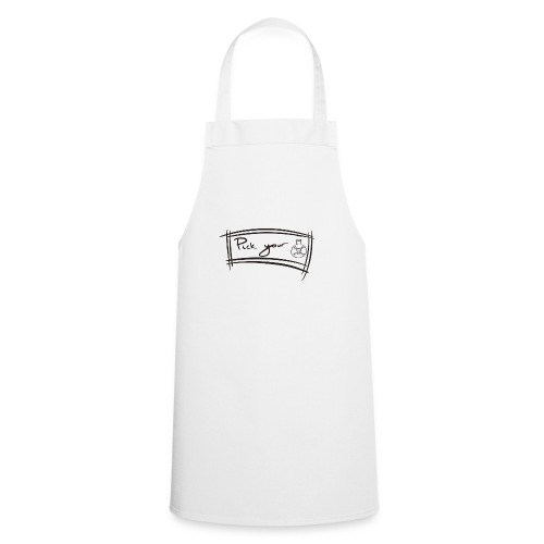 Pick Your Poison - Cooking Apron