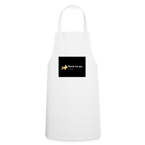 Peanut the Pug Edition - Cooking Apron
