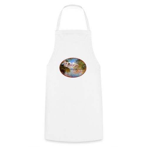 Segeln in der Südsee - Kochschürze
