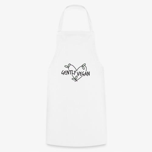Gently Vegan - Tablier de cuisine