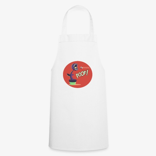 Serie animados de los 80's - Delantal de cocina