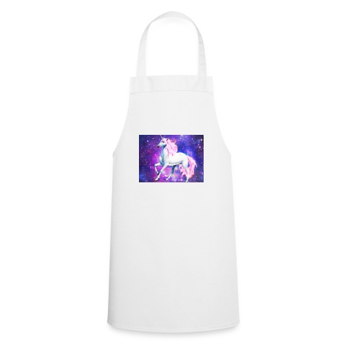 Magical unicorn shirt - Cooking Apron