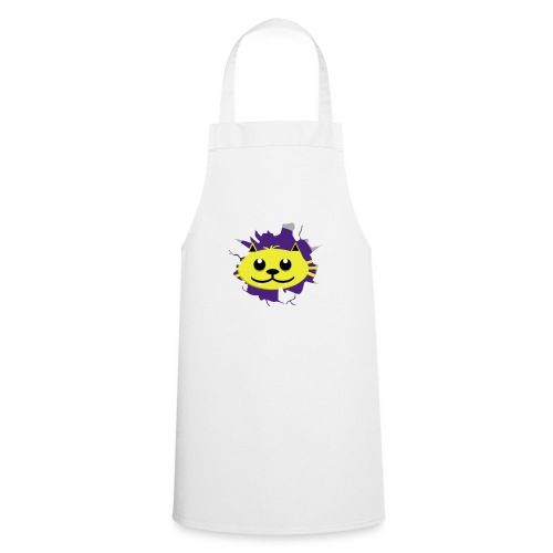 crack t - Cooking Apron
