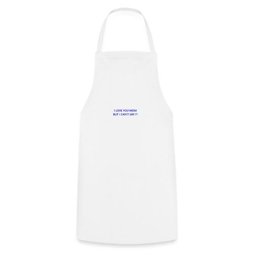 lovemom - Delantal de cocina