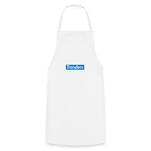 logo oficial trenders grande - Delantal de cocina