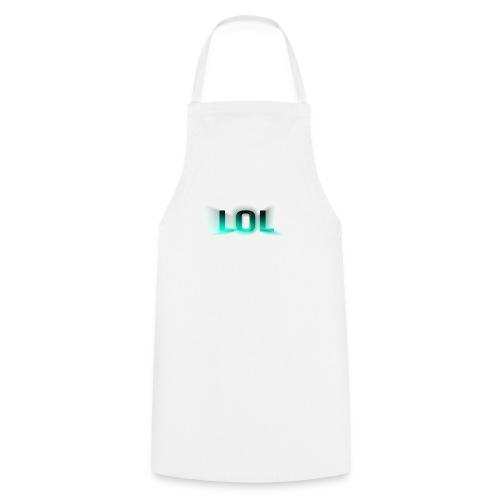 LOL Box Logo Schein Effekt - Kochschürze