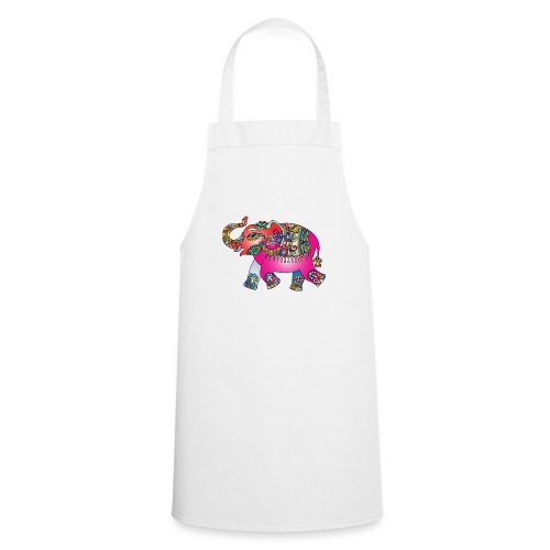 Elefant - Kochschürze