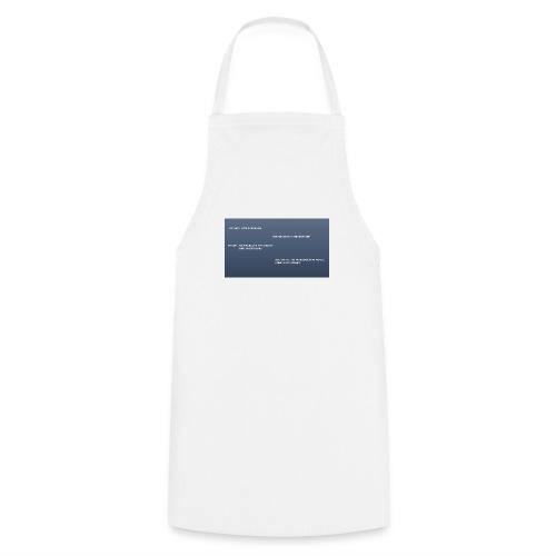 Running joke t-shirt - Cooking Apron