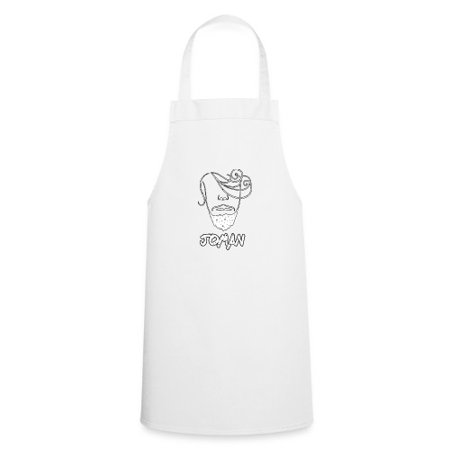 Joman Dalmata - Delantal de cocina