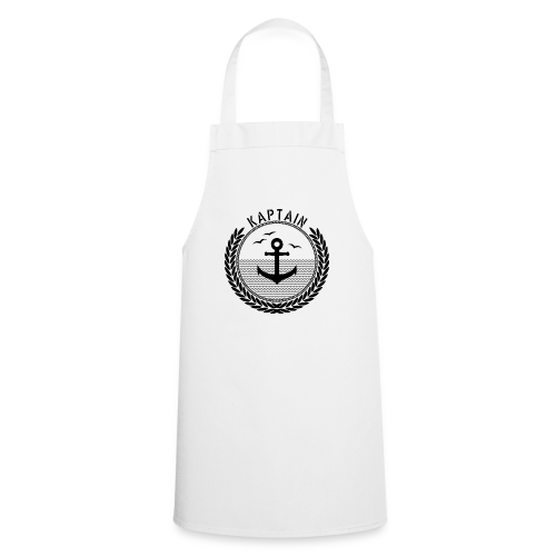 Kaptain - Anchor - Kochschürze