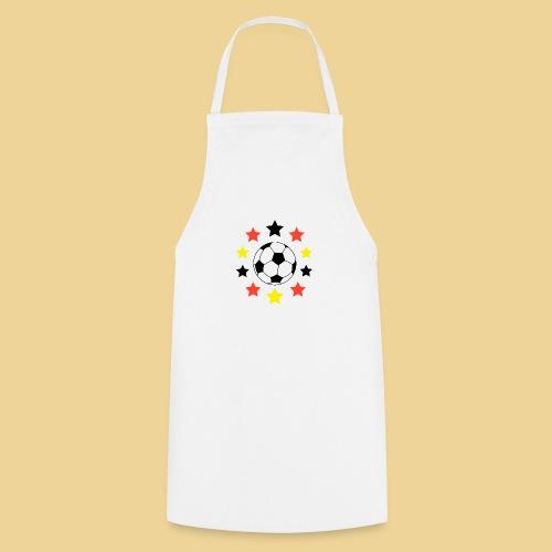 Spezial-Design für die Weltmeisterschaft 2018 - Kochschürze