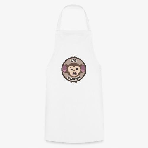 Ape Enclosure Logo - Cooking Apron