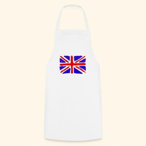 British flag in watercolours - Förkläde