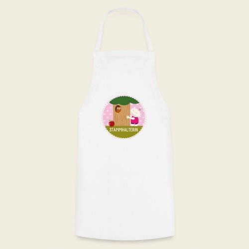 Stammhalterin - Kochschürze