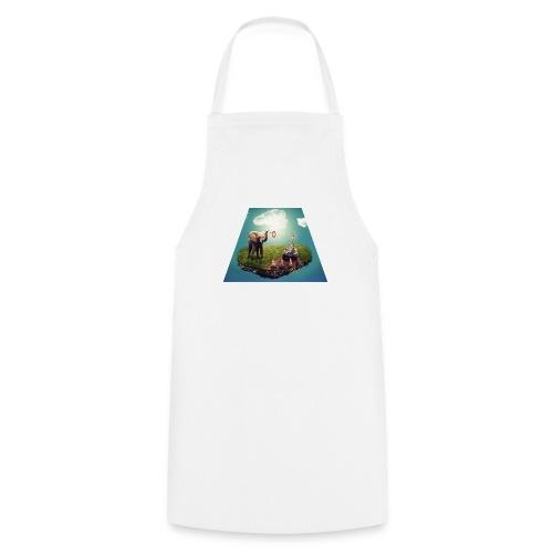 pequeño mundo - Delantal de cocina