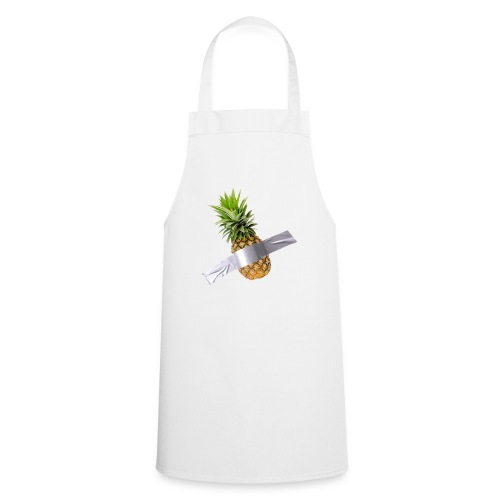 Pineapple Art - Grembiule da cucina
