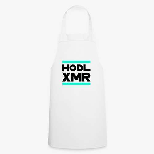 HODL runxmr-b - Cooking Apron