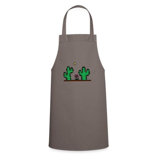 Cactus - Grembiule da cucina