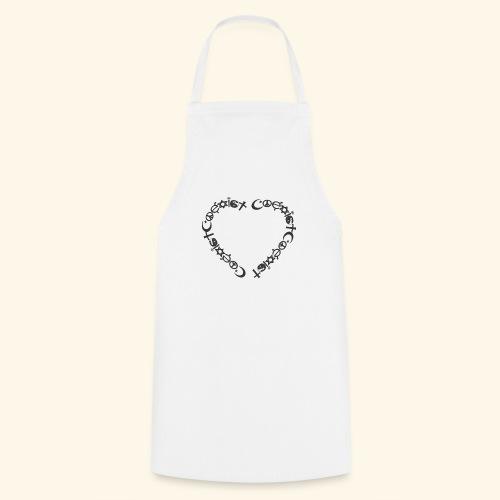 Coexit en coeur - Tablier de cuisine