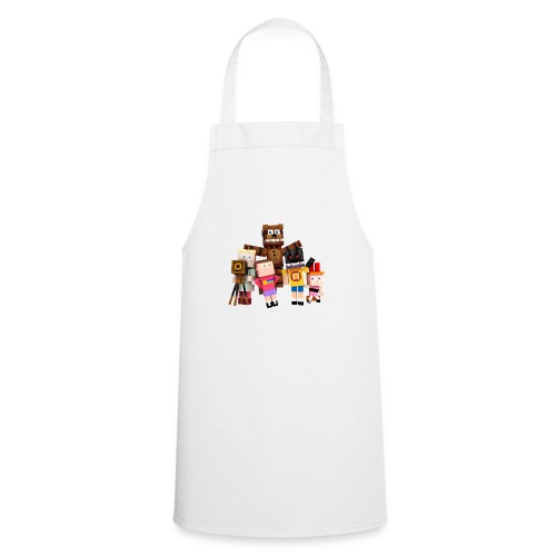 Withered Bonnie Productions - Meet The Gang - Cooking Apron