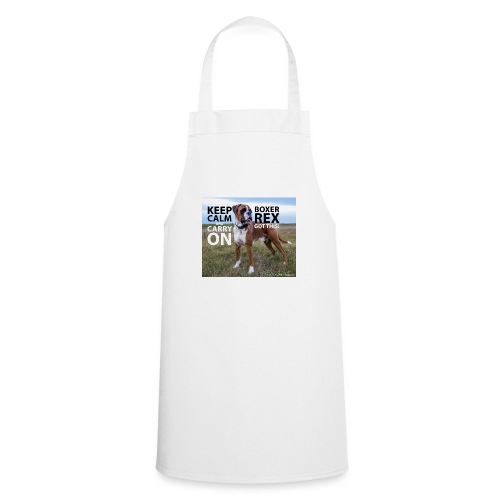Keep calm and carry on - Cooking Apron