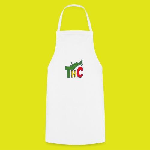 THC logo one - Grembiule da cucina
