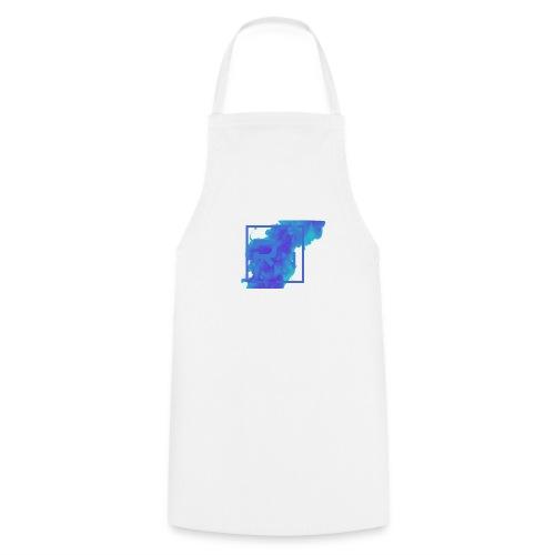 Rouge Nation Logo Smoke Liquid Ink - Cooking Apron