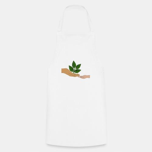 Manos Arbol - Delantal de cocina