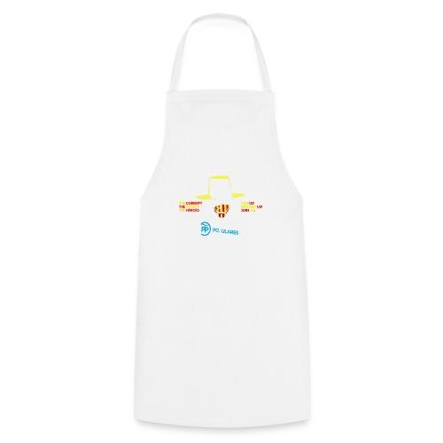 Catlauña Anonymous - Delantal de cocina