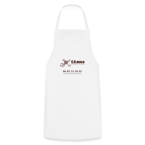 PUB EXT CRmeca - Tablier de cuisine